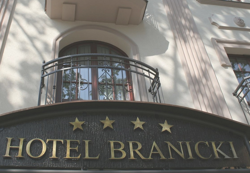 Branicki Boutique Rooms 1os